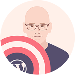 Darren Rowse blogging superhero