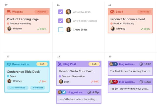 CoSchedule for WordPress