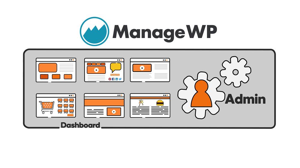 Managed WP Illustration