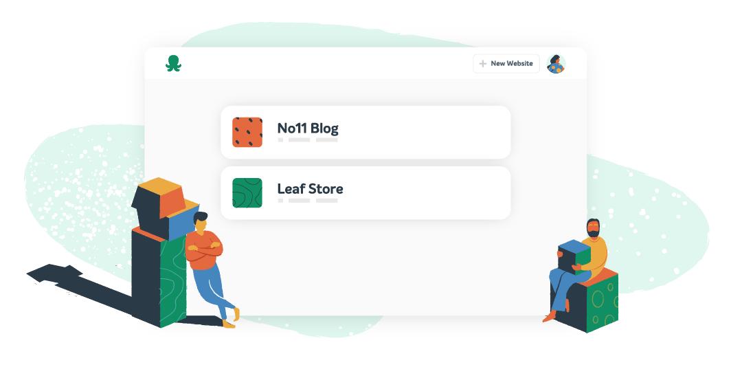 Example of WordPress Site Access